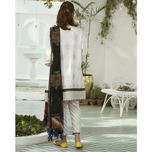 Zaha | Fayroz Eid Collection - Kohinoor (ZF-01)