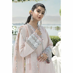 Sateen Fall Collection 20 | CST-302-Pink - House of Faiza