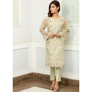 Iznik | Festive Collection '19 - D-09 GARDEN GLADE (2PC)