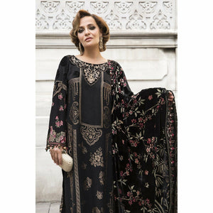 LINEN 20 | DL-812-Black - House of Faiza