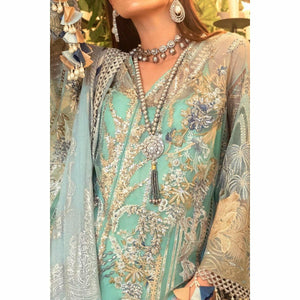Sana Safinaz | Nura Luxury Festive 20 | E201-004B-CJ - House of Faiza