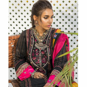 Zaha | Fayroz Eid Collection - Pareesa (ZF-10)