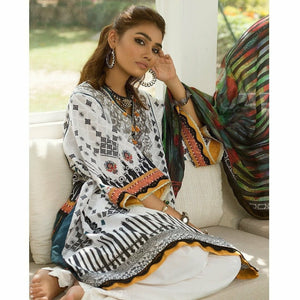 Zaha | Fayroz Eid Collection - Azara (ZF-13)