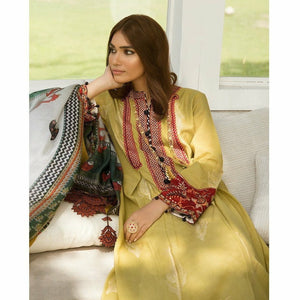 Zaha | Fayroz Eid Collection - Shahnaz (ZF-07)