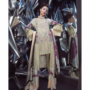 ITTEHAD WINTER 18 FROSTED BLUSH