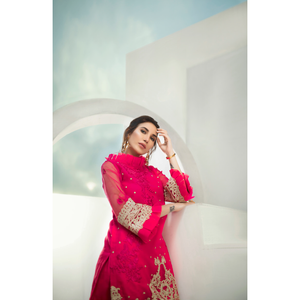 Azure | Luxury Formal Vol 3 - Fushia Bling LFD-03