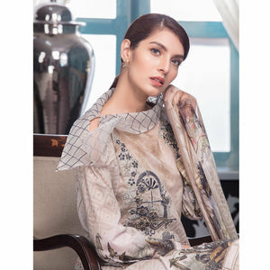 Khas Lawn Collection 2018 - Vol 4 - SOPHISTICATE KC-5031