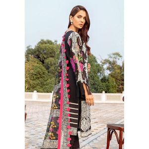 CHARIZMA SIGNATURE LAWN COLLECTION EMBROIDERED 20 - 01 - House of Faiza
