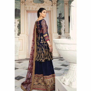Iznik | Falaknuma Formal Wedding Collection 20 | 06 Azraq B