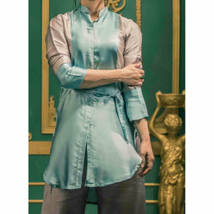 A-Meenah Lady Rosamund - Fully Stitched Women's Shirt