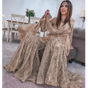 A-meenah Markab Wedding Edit 2019 Vol-1 | The Vanity - Limited Edition - House of Faiza
