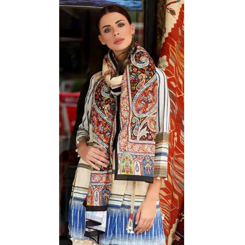 Gul Ahmed Craft Winter Collection – Limited Edition K34