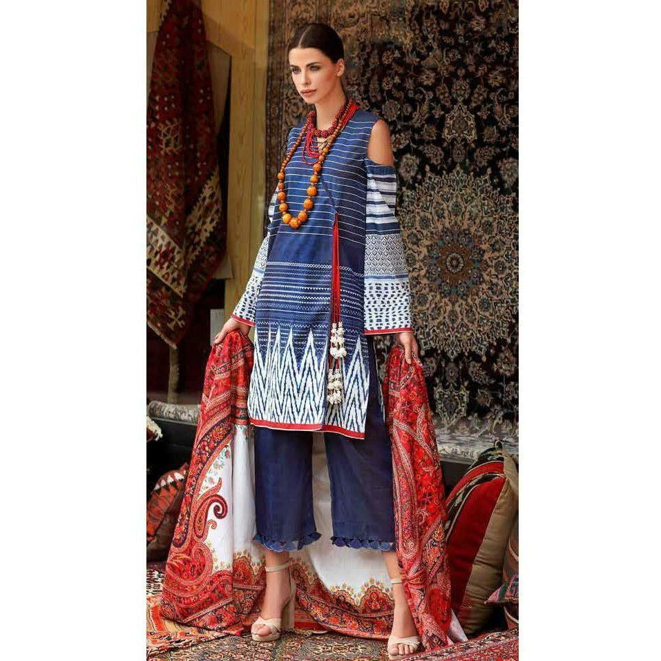 Gul Ahmed Craft Winter Collection – Limited Edition K36