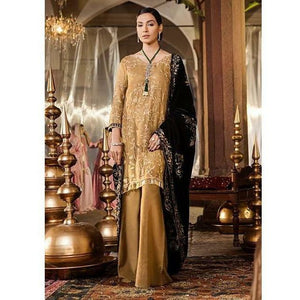 Iznik Festive Velvet Collection RICH GOLD - (IVC-01)