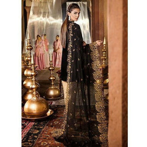 Iznik Festive Velvet Collection MOONLESS NIGHT - (IVC-10)