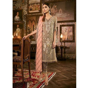 Iznik Festive Chiffon Collection - WARM SAND (IZK 02)