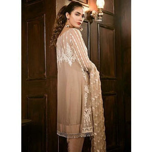 Iznik Festive Chiffon Collection - BEACH WOOD (IZK 07)