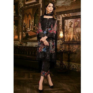 Iznik Festive Chiffon Collection - AFTER DARK (IZK 08)