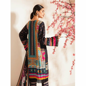 Nur | Embroidered Printed Collection | J-11 - House of Faiza