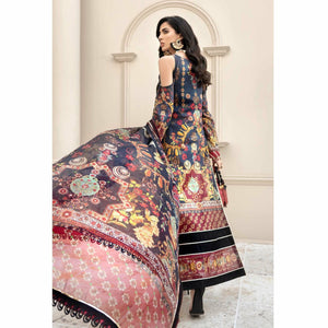 Noor by Saadia Asad | Luxury Lawn 20 | D12-A - House of Faiza