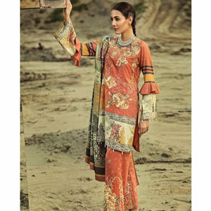 ITTEHAD IZABELL WINTER 18 MELO ROSE