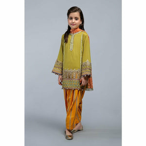 Suit Green MKS-SS20-02 - House of Faiza