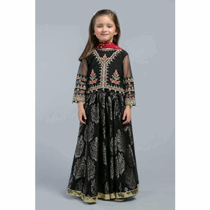 Suit Black MKS-SS20-03 - House of Faiza