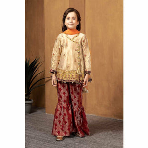 Suit Gold MKS-W19-10 - House of Faiza