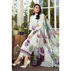 Maria.B. | M.Prints SS 21 | MPT-1003-A - House of Faiza
