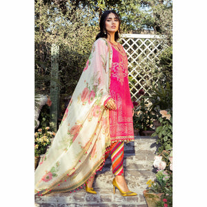 Maria.B. | M.Prints SS 21 | MPT-1004-A - House of Faiza
