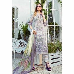 Maria.B. | M.Prints SS 21 | MPT-1005-A - House of Faiza