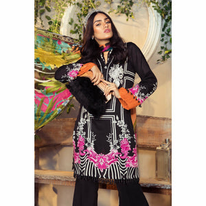 Maria.B. | M.Prints SS 21 | MPT-1006-B - House of Faiza
