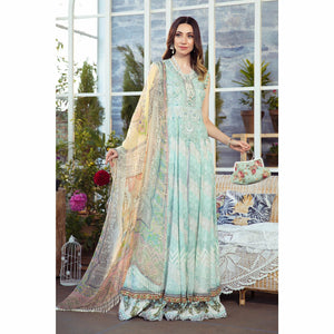 Maria.B. | M.Prints SS 21 | MPT-1010-B - House of Faiza