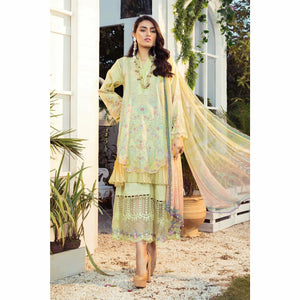 Maria.B. | M.Prints SS 21 | MPT-1012-B - House of Faiza