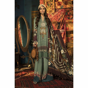 Maria.B | M.Prints Fall/Winter 20 | MPT-910-A - House of Faiza