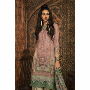 Maria.B | M.Prints Fall/Winter 20 | MPT-914-B - House of Faiza