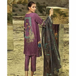 ITTEHAD IZABELL WINTER 18 ORCHID MIST