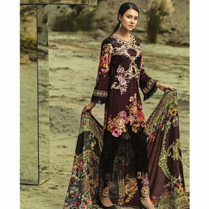 ITTEHAD IZABELL WINTER 18 ROSEWOOD