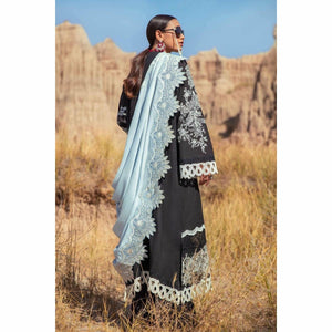 Winter Shawl 20 | S201-004A-CP - House of Faiza