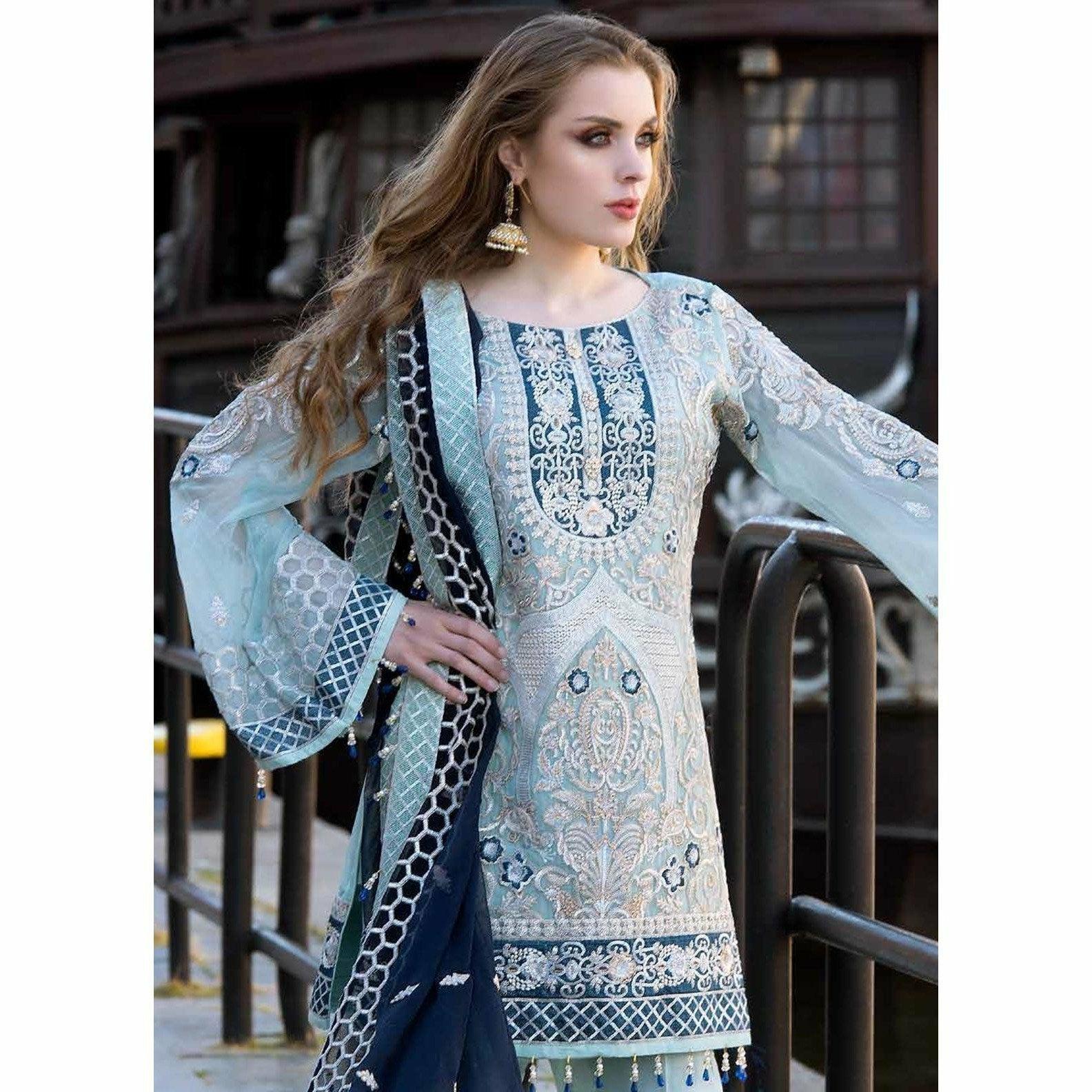 new dresses chiffon collection