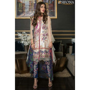 SIFONA Embroidered Women's Suit