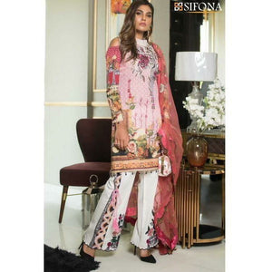 Embroidered Women's Suit