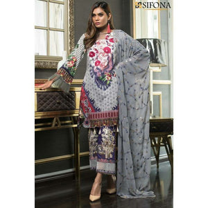 Women's Embroidered Suit