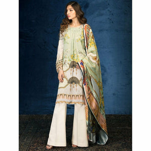 Sana Safinaz uk Embroidered, Printed Women's Suit, pakistani designer suits, salwar kameez uk
