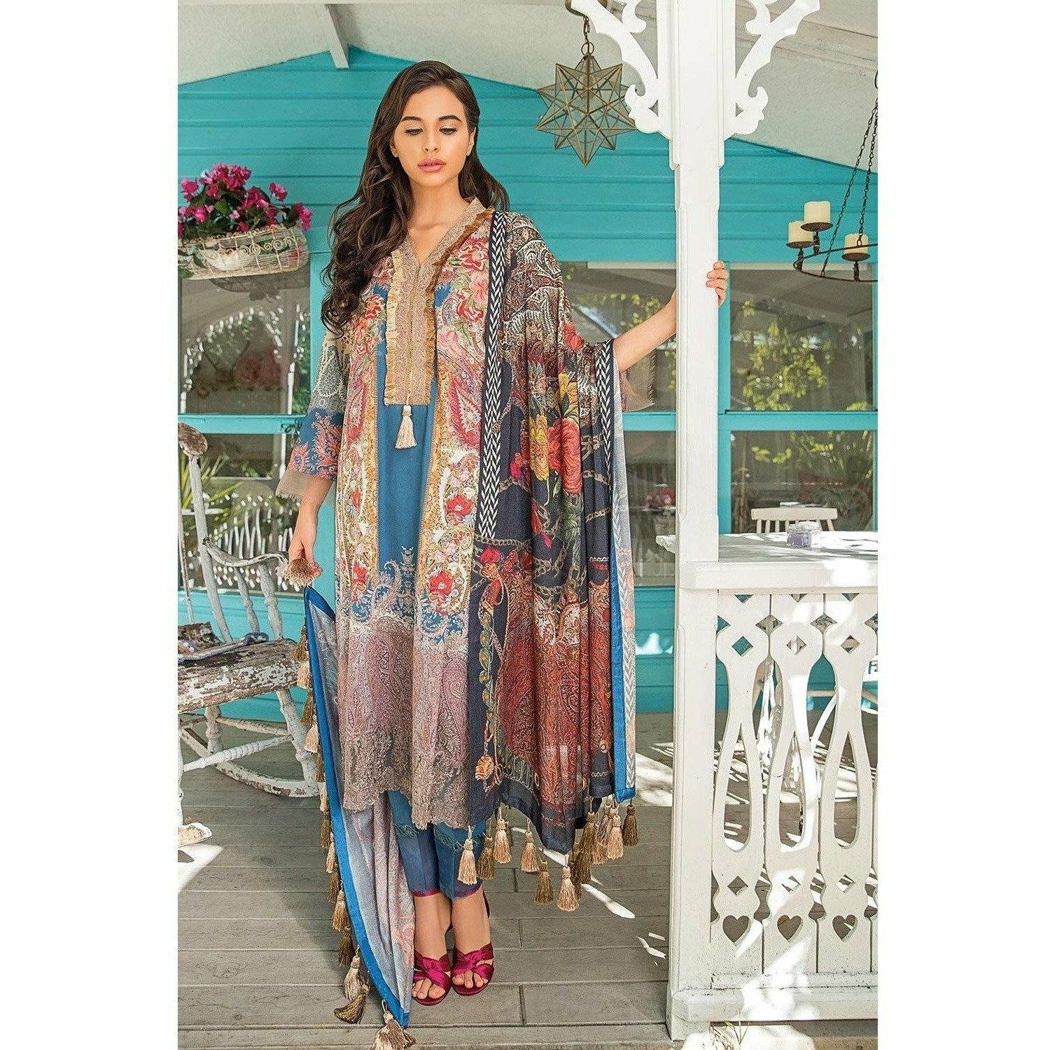 7a75542e73 Sobia Nazir UK | Fully Stitched Women's Suit, pakistani designer suits, cheap  womens clothes