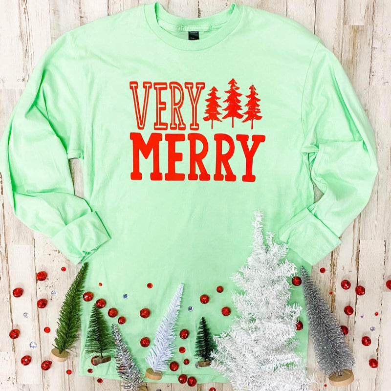 Have a Very Merry Christmas Tee