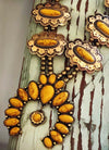 The Patsy Squash Blossom Statement Necklace