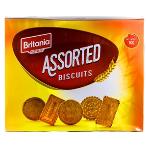 Britania Assorted Biscuits