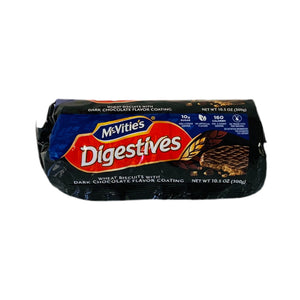 Digestive McVities  product of Britain