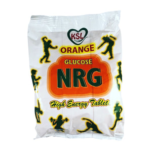 Glucose NRG Tablets - Candy